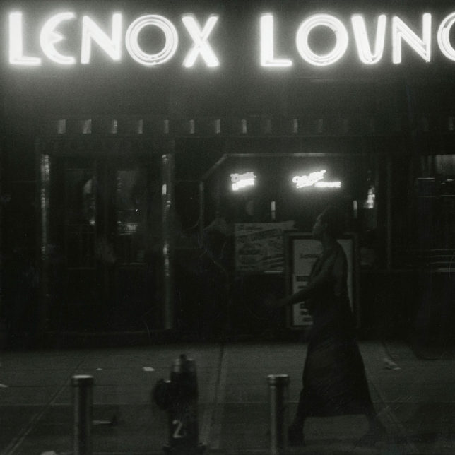 Lenox Lounge, Terry Boddie. c/o Artists (Artists: Terry Boddie, Shakia Lewis,Cesar Melgar) & Paul Robeson Galleries