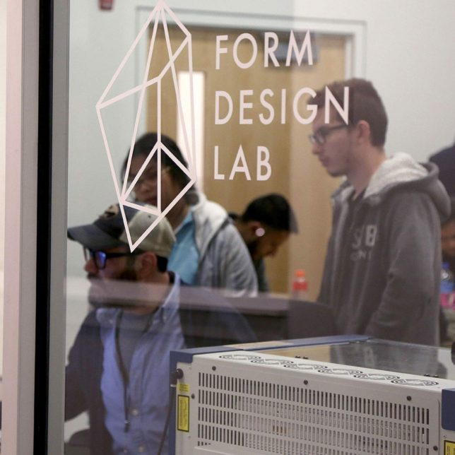 Form Design Studio. c/o David Bergeland