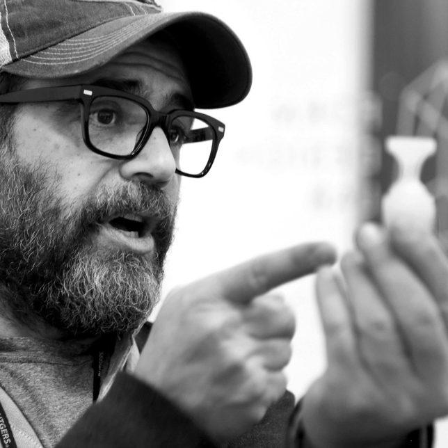 Form Design Studio Director, Keary Rosen. c/o David Bergeland