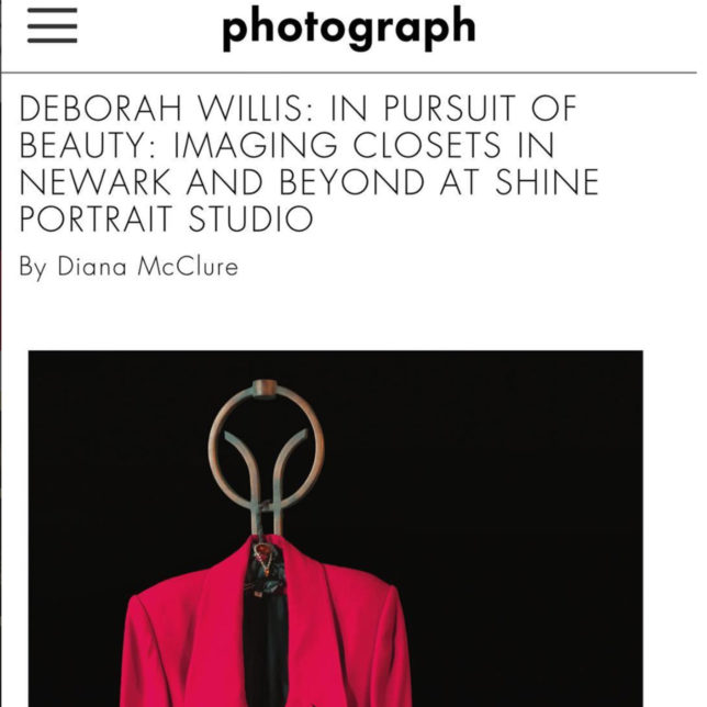 Photograph Magazine Review. c/o Shine Portrait Studio