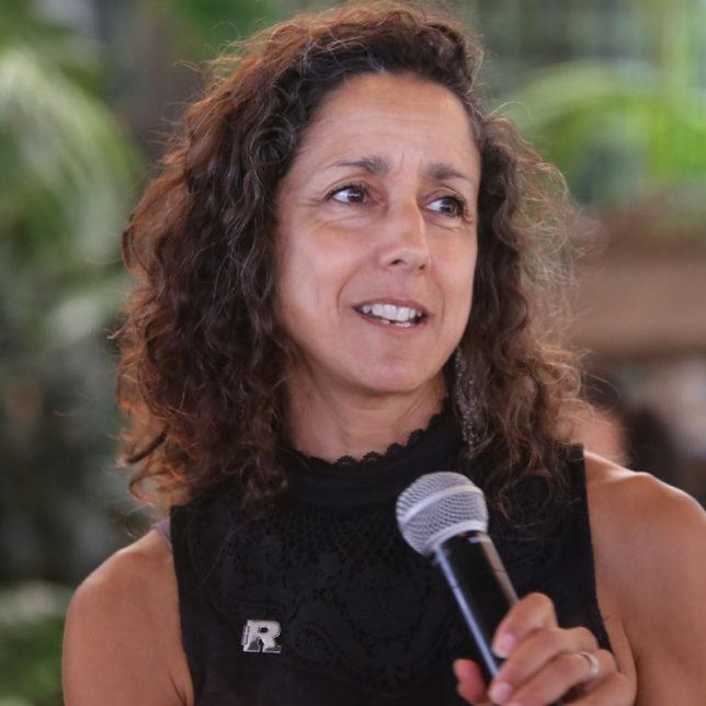 Media Director, Julie Winokur. co/ Tamara Fleming