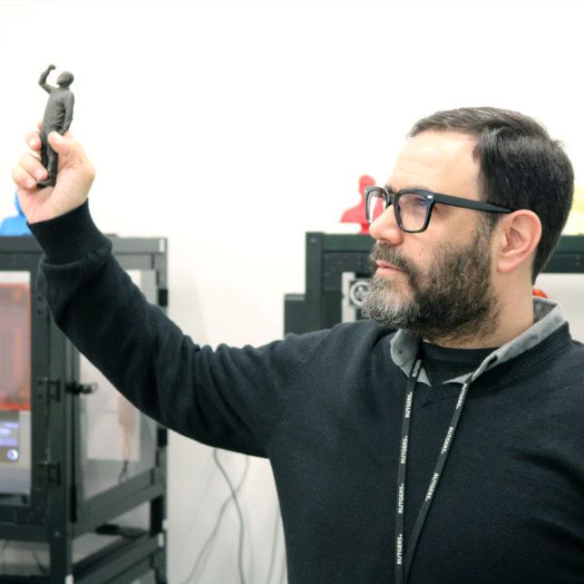 Keary Rosen, Founding Director Form Design Studio & Lab. c/o Isaac Jimenez