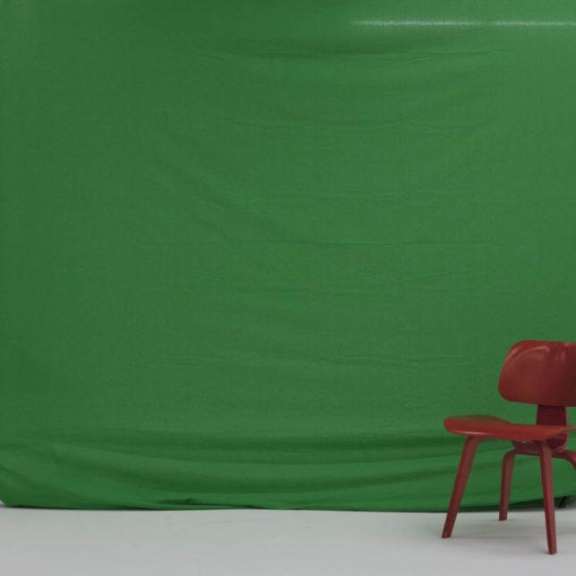 Fabric, Chroma Key Green, 10'x12' and 10'x24'. c/o Shine Portrait Studio