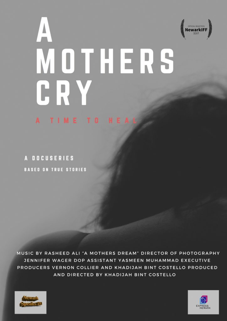 Mother's Cry Poster. c/o Community Media Center