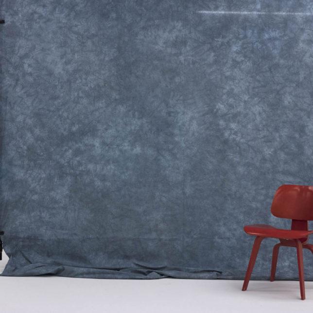 Muslin, Light Blue, 10'x12'. c/o Shine Portrait Studio