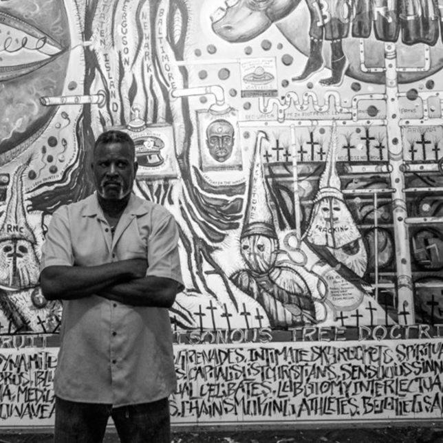 Kevin Blythe Sampson by Cesar Melgar. c/o Paul Robeson Galleries