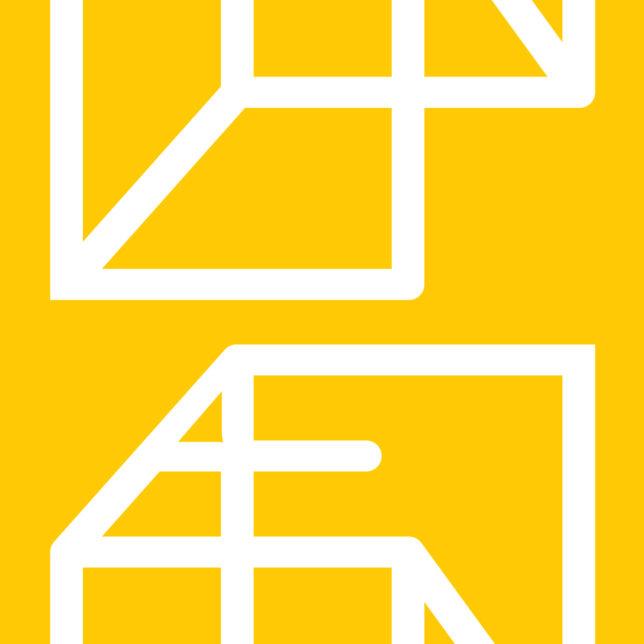 yellow_hero Express Newark Logo