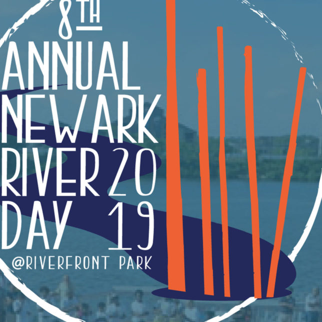 Detail from the River Day flyer