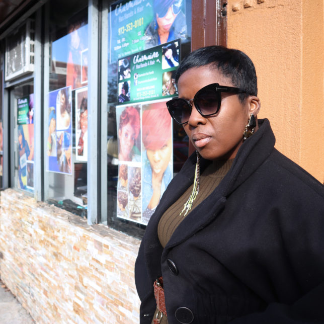 Self Made: Newark's Black Women Business Owners -- Photo Exhibition