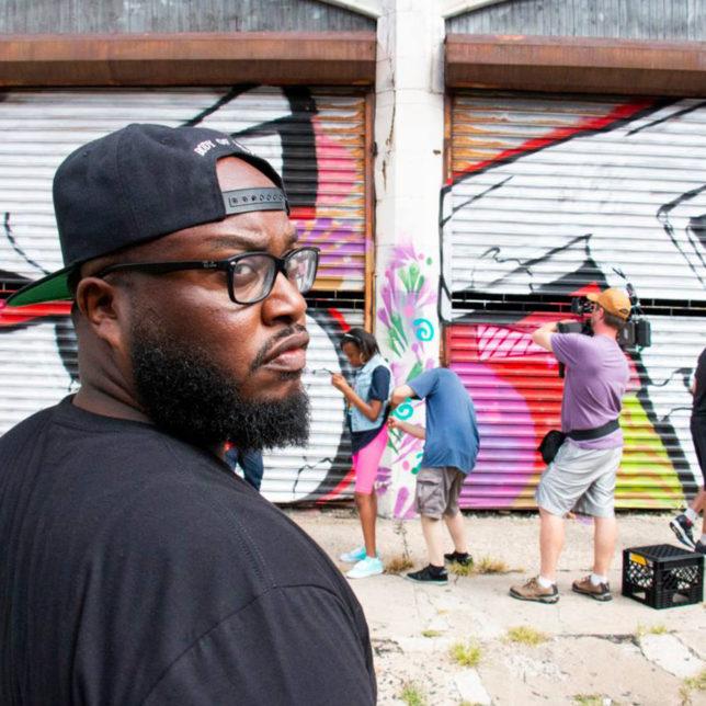 Top 5 with #Newark Filmmaker, LeRon Lee