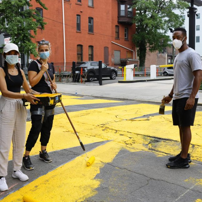 Community Painting. c/o Sindy Sanchez
